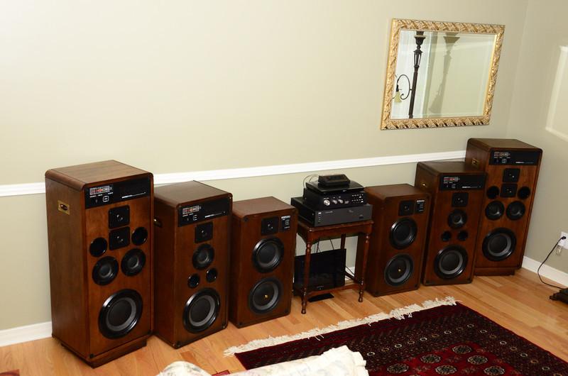 Koss CM Speaker Series Listeners' Review | The Audio Annex